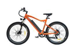 Mountain Bike Elettrica Electri BaldaAttack 26 7V 8Fun Aranacione
