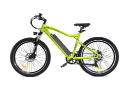 Mountain Bike Elettrica Electri BaldaAttack 26 7V 8Fun Verde