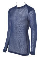 Super Thermo Shirt M-Innlegg Blu