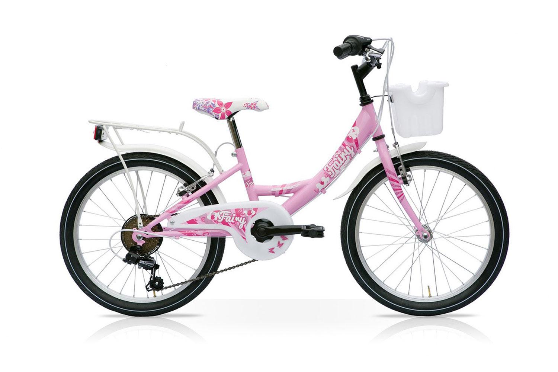 Bici Bambina Speedcross Fairy 20 1v Rosa Immagine Illustrativa