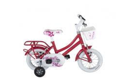 Bici Bambina Alpina Olanda 12 1V Fragola