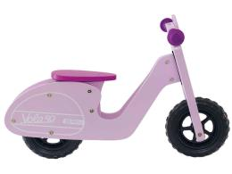 Bici Bambina BRN Legno Vola 50 Rosa