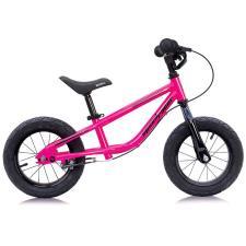 Bici Bambina BRN Speed Racer 12 Acciaio Fuxia Fluo