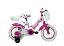 Bici Bambina Cicli Adriatica Girl Kids 14 Rosa