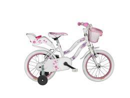 Bici Bambina Coppi Karina 16 Bianca