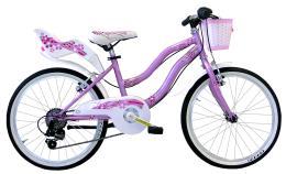 Bici Bambina Coppi Karina 20 6V Rosa