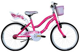 Bici Bambina Coppi Karina 20 Rosa