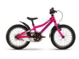 Bici Bambina Haibike Seet Greedy Life 16 Rosa Blu