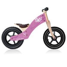 Bici Bambina Legno Rebel Kidx 12 Wood Air Rosa
