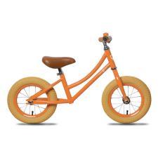 Bici Bambina Rebel Kidz Air Classic 12.5 Acciaio Arancione