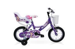 Bici Bambina SpeedCross Fairy 12 Viola
