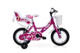 Bici Bambina SpeedCross Fairy 14 Lampone