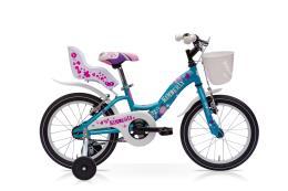 Bici Bambina SpeedCross Kimberly 16 Azzurro