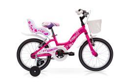 Bici Bambina SpeedCross Kimberly 16 Fucsia