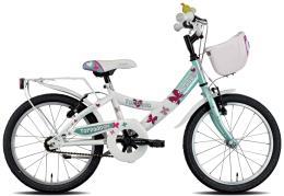 Bici Bambina Torpado Ketty 18 Steel 1V Acquamarine