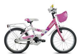 Bici Bambina Torpado Ketty 18 Steel 1V Rosa