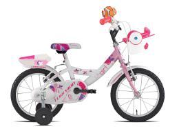 Bici Bambina Torpado Lilly 14 1v Rosa
