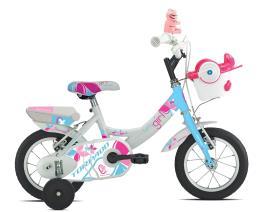 Bici Bambina Torpado Titty 12 1V Blu Chiaro