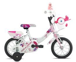 Bici Bambina Torpado Titty 12 1V Rosa
