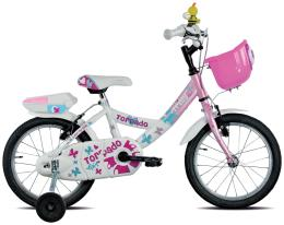 Bici Bambina Torpado Trilly 16 Steel 1V Rosa