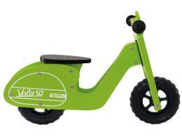 Bici Bambino BRN Legno Vola 50 Verde