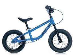 Bici Bambino BRN Speed Racer 12 Acciaio Blu