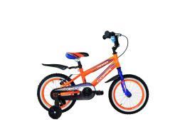 Bici bambino Coppi Argo 14 Arancio Blu