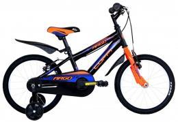 Bici Bambino Coppi Argo 16 1V Nero Arancio