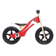 Bici Bambino Legno Rebel kidz 12 Wood Air Rosso Bianco
