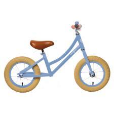 Bici Bambino Rebel Kidz Air Classic 12.5 Acciaio Azzurro
