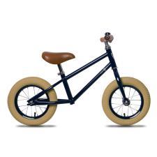 Bici Bambino Rebel Kidz Air Classic 12.5 Acciaio Grigio Blu