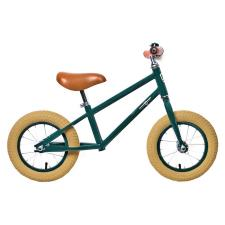 Bici Bambino Rebel Kidz Air Classic 12.5 Acciaio Verde Scuro