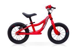 Bici Bambino SpeedCross BabyBalance 12 Rosso