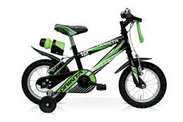 Bici Bambino SpeedCross Grinta 12 Nero Verde