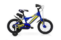Bici Bambino SpeedCross Rocket 12 1V Blu Giallo