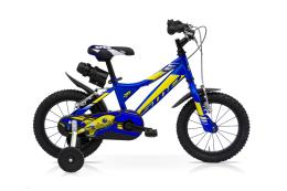 Bici Bambino SpeedCross Rocket 14 1V Blu Giallo
