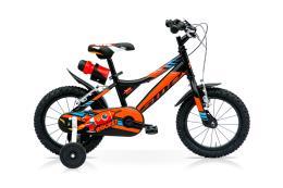 Bici Bambino SpeedCross Rocket 14 1V Nero Arancio
