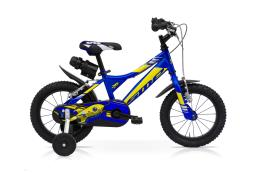 Bici Bambino SpeedCross Rocket 16 1V Blu Giallo