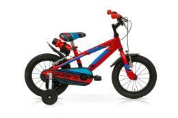 Bici Bambino SpeedCross Rocket 16 1V Rosso Blu