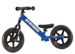 Bici Bambino Strider Bike 12 Sport Blu