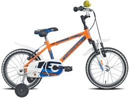 Bici Bambino Torpado Billy 16 1V Arancio