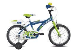 Bici Bambino Torpado Duffy 16 Steel 1V Blue