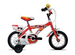 Bici Bambino Torpado Geko 12 1V Rosso