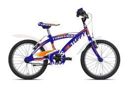 Bici Bambino Torpado Stuffy 18 Steel 1V Blue