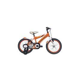 Bici Bimbo Cicli Adriatica Boys Kids 16 Arancio