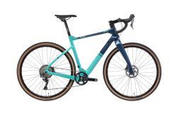 Bici Corsa Bianchi Allroad Aracadex GRX600 11V CK16 Blu Note