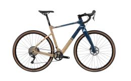 Bici Corsa Bianchi Allroad Aracadex GRX600 11V Gold Storm