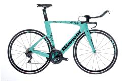 Bici Corsa Bianchi Aquila CV Ultegra 11V Celeste Lucido