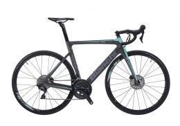Bici Corsa Bianchi Aria Disc Ultegra 11V Compact Nero