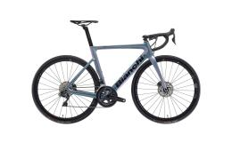 Bici Corsa Bianchi Aria Disc Ultegra 11V Compact Summertime